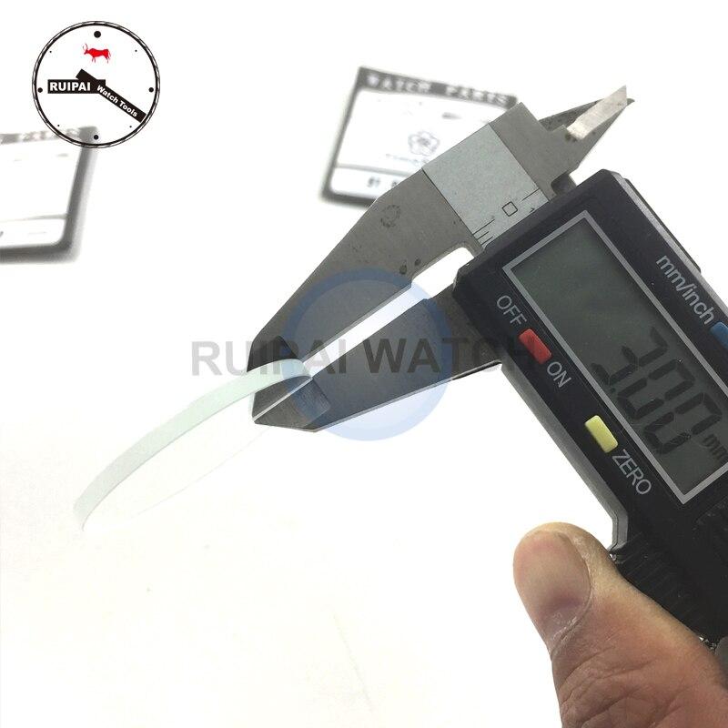 Vidro de Relógio de Vidro Plana para Relojoeiros 3mm de Espessura Lote 3.0 Milímetros Personalizado 24mm45mm Mineral 100 Kit Pçs –