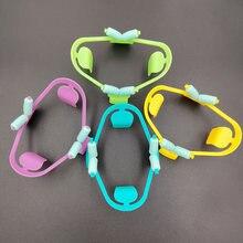 Écarteur de bouche dentaire 3D pour enfants, lèvres et lèvres, écarteur coloré, Autoclavable à 134 degrés, outils orthodontiques