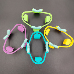 3D Dental Mouth Opener Children Oral Lip Retractor Dental Colorful Retractor 134 Degree Autoclavable Orthodontic Dentist Tools