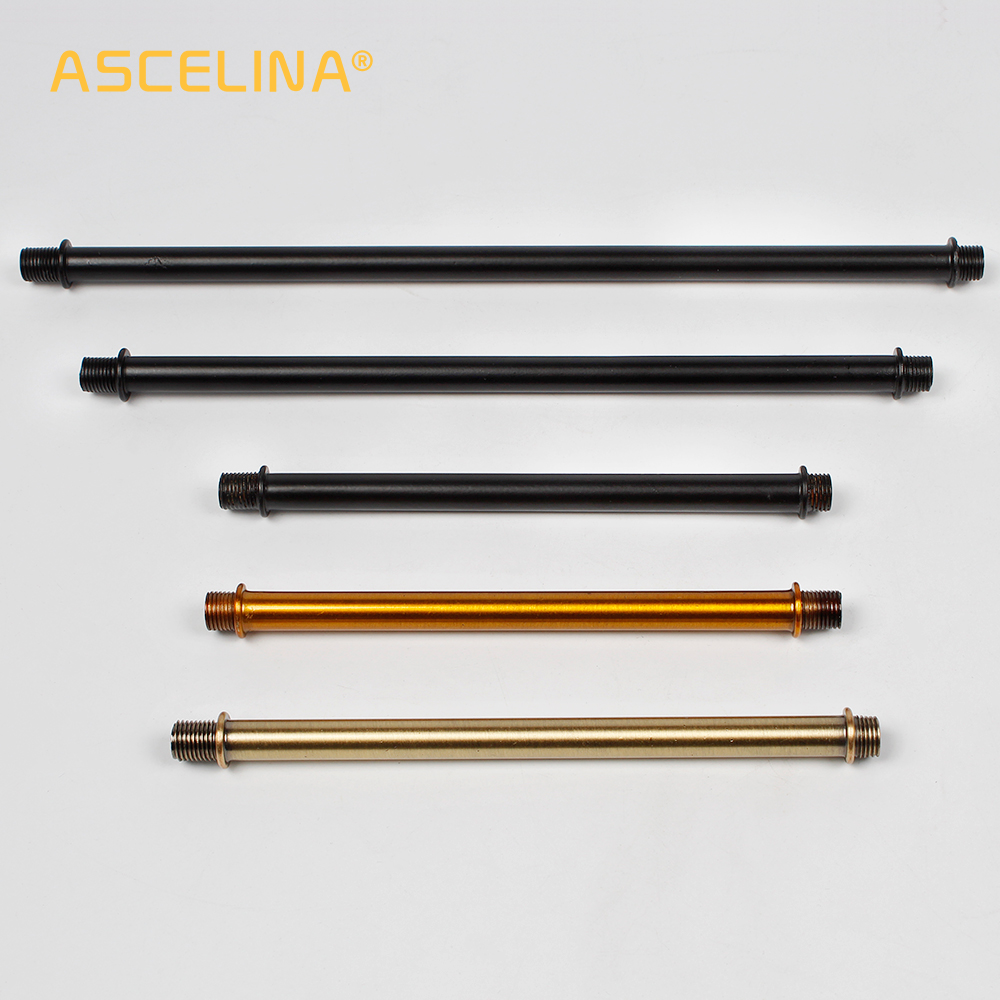 Connecting Tube Rod Steering Connector,Retro Metal Rod,for Lamp Connection,DIY Lighting Accessories
