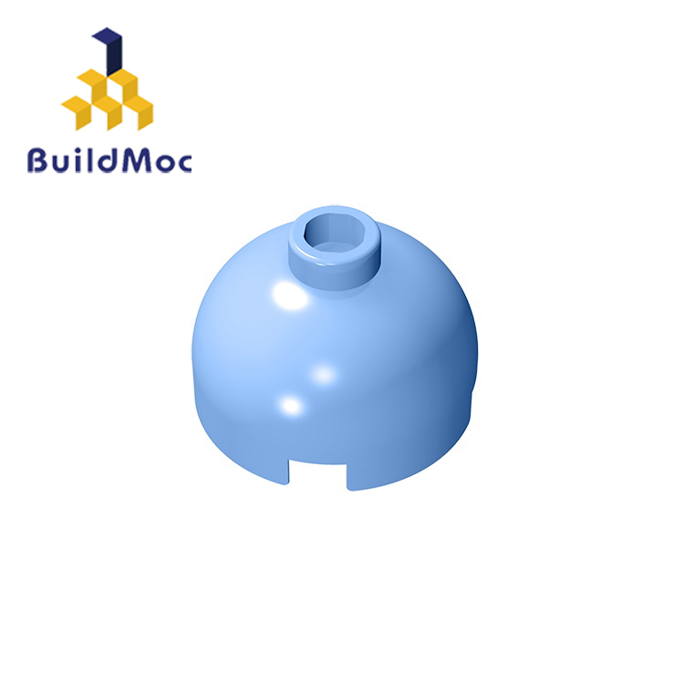 BuildMOC 30367 2x2 Round Brick For Building Blocks Parts DIY Educational Creative Gift Toys