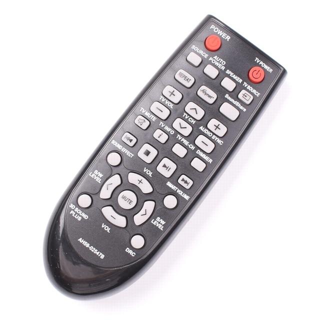 Ah59 02547B التحكم عن بعد لسامسونج الصوت بار Hw F450 Ps Wf450 ، استبدال AH59 02547B 02612G AH59 02546B تحكم