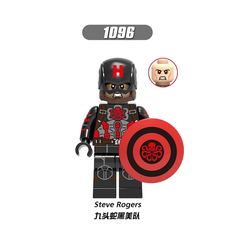 1096(九头蛇黑美队-Steve Rogers)