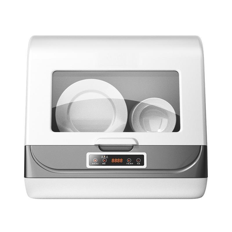 Посудомоечная машина, полностью автоматическая, настольная, небольшая, для дезинфекции 2