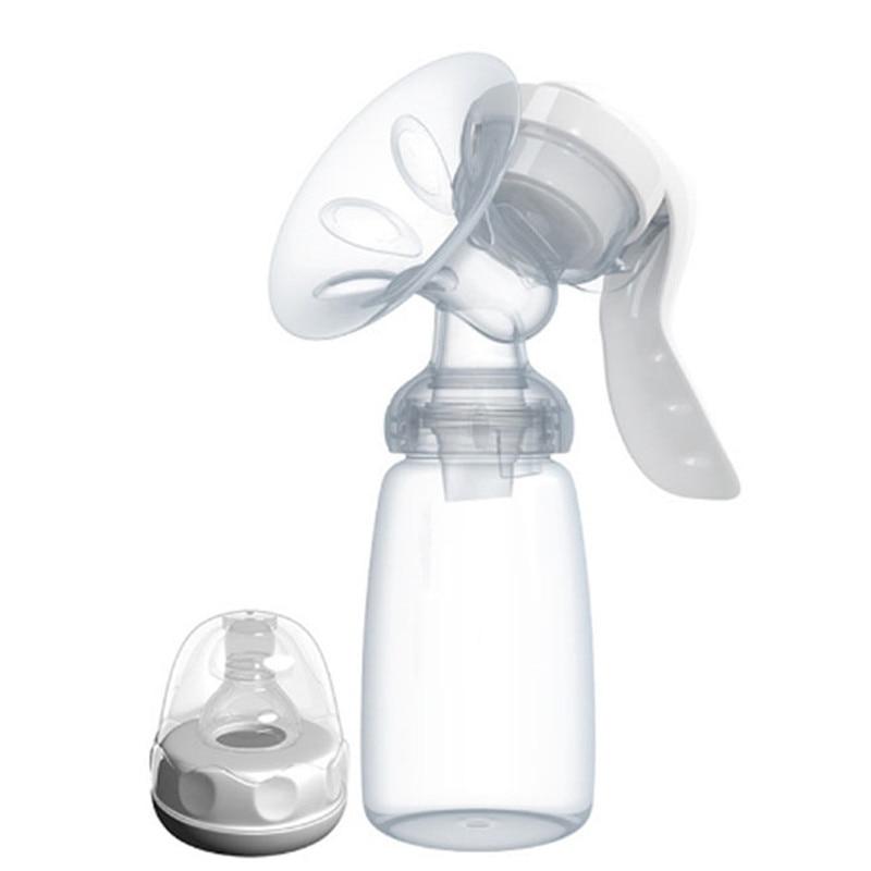 Breast Pump Baby Nipple Manual Suction Milk Pump Feeding Breasts Pumps Milk Bottle Sucking Postpartum Supplies Accessories