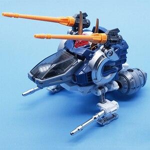 Image 5 - שינוי רובוט MFT Diaclone DA06 Lost Planet סדרת לוחם עיוות אנימה פעולה איור דגם צעצועים
