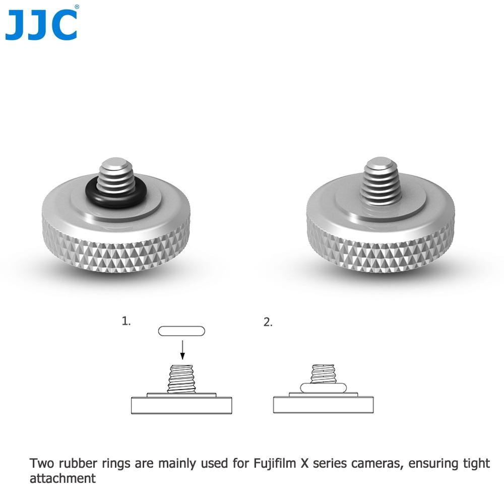 JJC Compatible Soft Shutter Release Button Cap for Fuji Fujifilm X ...