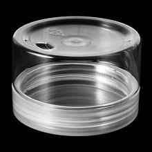 100 мл контейнер для хранения органайзер светильник глина пенопласт