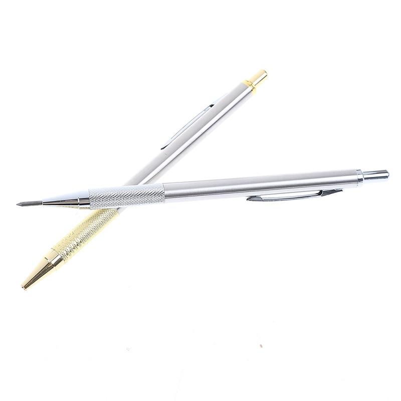 1PC Carbide Scriber Hard Metal Tile Cutting Machine Lettering Pen Engraver Glass Knife Scriber Cutting Tool Diamond Glass Cutter