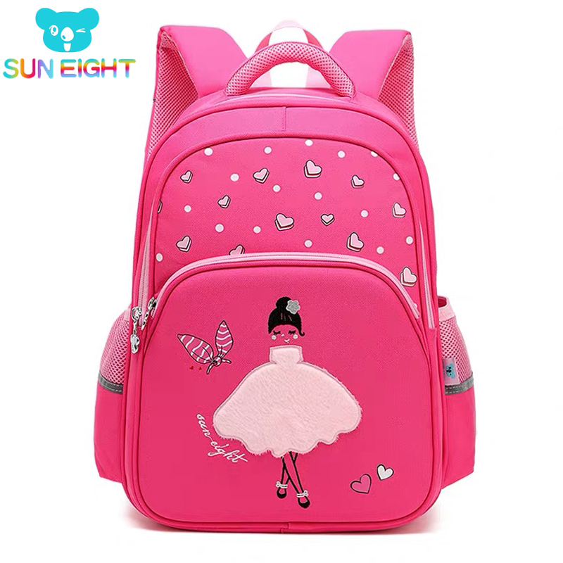 Fashion Gir School Bags Children Backpack Kids backpack Girls bag Girl Mochila Escolar Princess