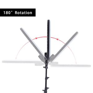 Image 3 - FOSOTO 18 Inch Led Ring Light 2700  6500K Photography Lighting Camera Phone RingLight Makeup Ring Lamp With Tripod And Remote