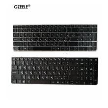GZEELE Neue Russische laptop Tastatur für HP PROBOOK 4530 4530S 4730 4730S 4535S 4735s RU mit silber Rahmen Ersetzen notebook