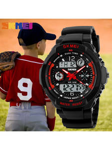 SDigital Watch Kid Cl...