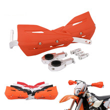 2pcs Motorcycle Hand Guards KTM SX SXF XCW XCFW MX EGS EXC XC XCF EXCF SXS SMR 125 250 300 350 400 450(China)