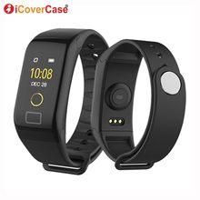 Para huawei p40 lite e p30 pro, nova 7 se 7i y5p y6p y7p y8p y8s p smart 2020 2019 pulseira inteligente fitness, pressão arterial, bracelete