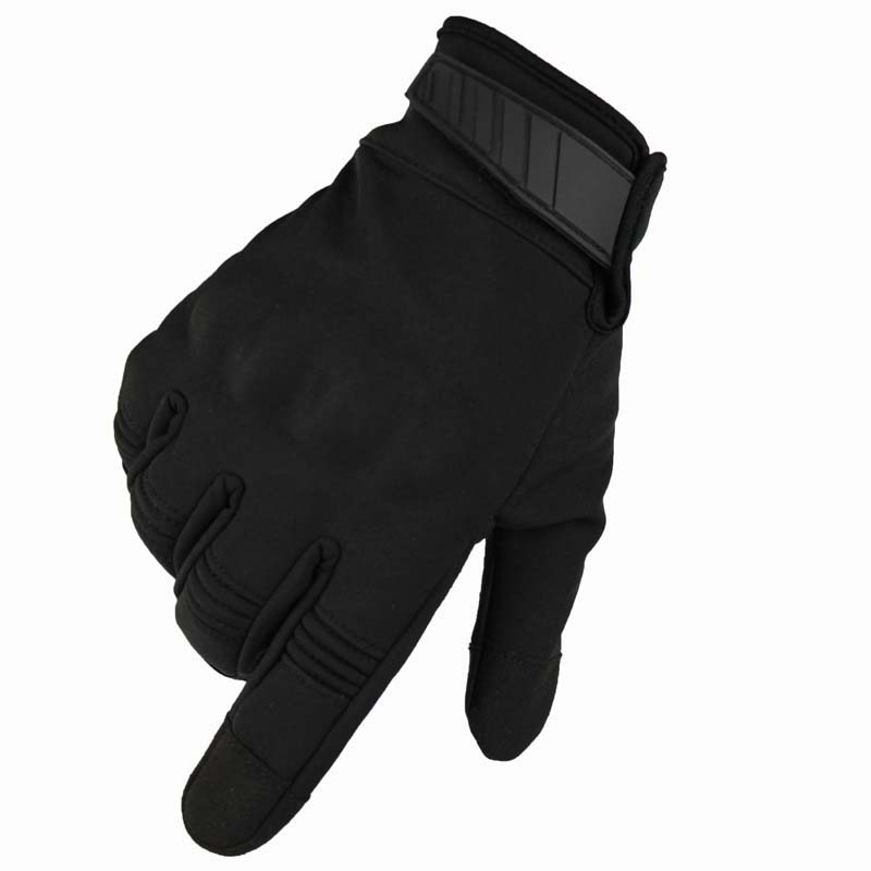 Full Finger Male Climbing Gloves Anti-cut Sports Fitness Outdoor Gloves
