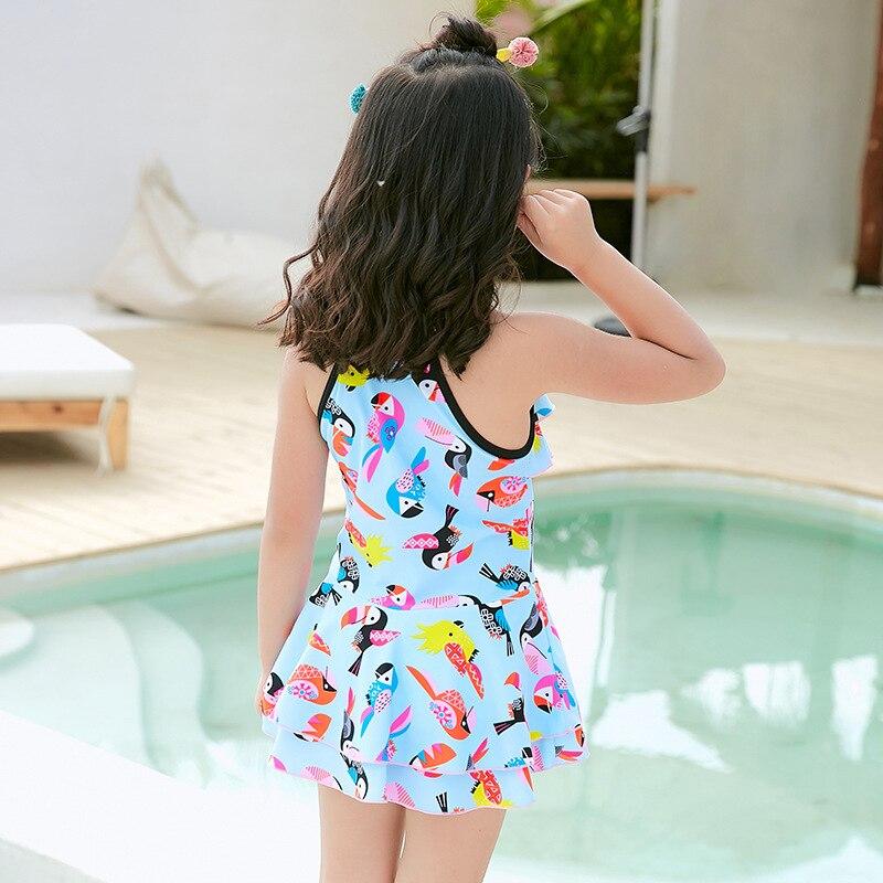 2019 Children Dress-Bathing Suit Small CHILDREN'S Swimwear 9609