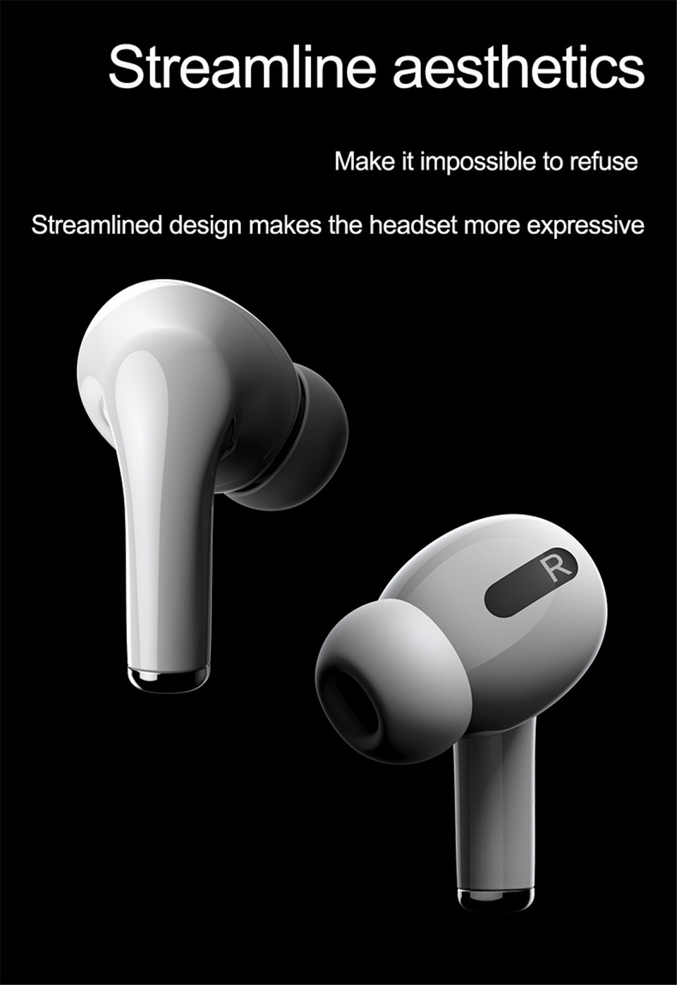 Lenovo LivePods LP1S TWS Bluetooth Earphone 5