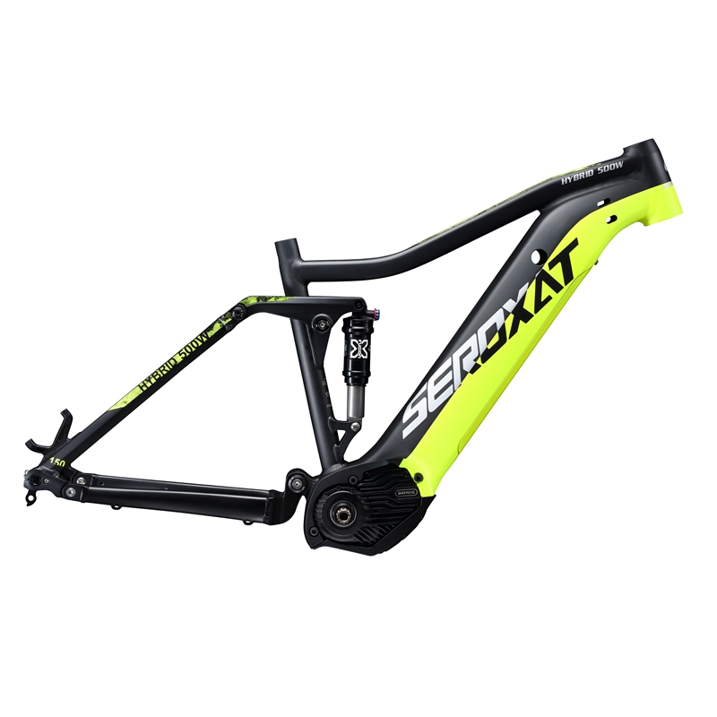 2019 E-BIKE 29  Motor Bike Frmae SUV Suspension Frame Aluminium Alloy Cross Country Electric Frames Shock Bicycle Downhill Frame