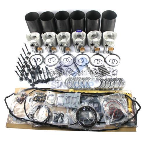 TD42 Engine Overhaul Rebuild Kit For Nissan Forklift Turck Y61 Vehicle 12010-6T000