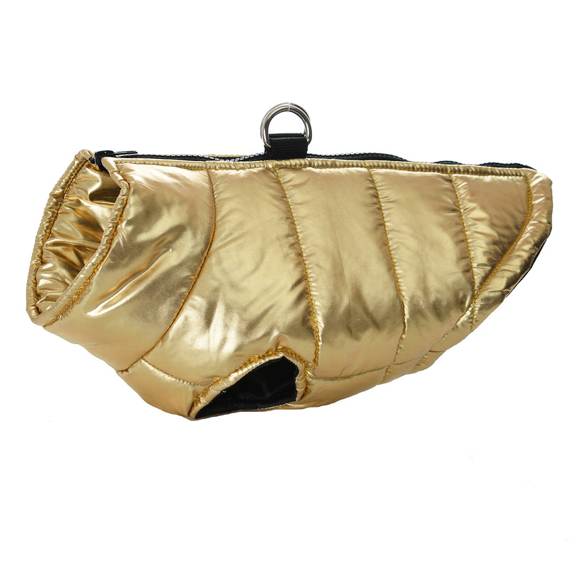 Waterproof Dog Jacket for Large Dogs Ideal for Autumn and Winter to Keep Dog Warm 12