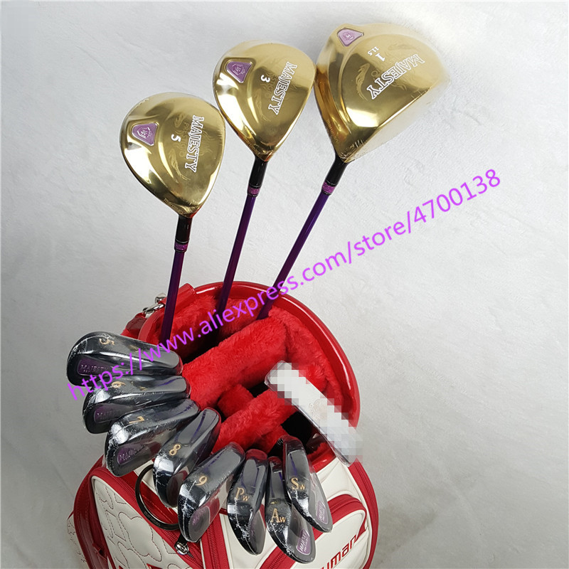 New Golf Club Women's Golf Clubs Set Maruman Majesty Prestigio 9 Excluding Bags Golf Complete Set Free Shipping