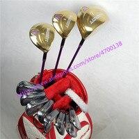 New Golf Club Women's Golf Clubs Set Maruman Majesty Prestigio 9 Golf Complete Set maruman golf clubs (no bag)Free Shipping