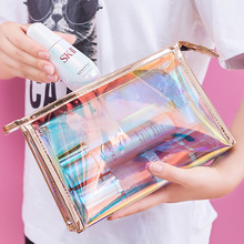 Fashion Women Makeup Bag Professional Travel Storage Portable Waterproof Wash Toiletry Beaut Kit
