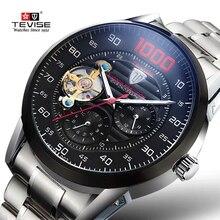 TEVISE Automatic Watch Men Fashion Top B