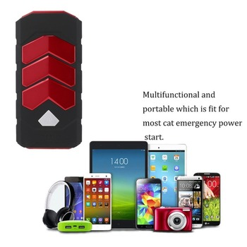 Multi functional Automobile Car Jump Starter 50800MAH Emergency Car Battery Booster Charger With SOS Light|Jump Starter|Automobiles & Motorcycles -