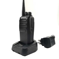 vhf uhf 2pcs ניו Baofeng UV6 מכשיר הקשר 8W VHF & UHF SMA-F משדר מוצפן כף יד UV6 BF UV6 Ham Radio תקשורת Anytone (5)