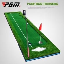 PGM тренировочное одеяло для гольфа, Тренировочный Набор для гольфа, зеленая фарватера для гольфа, тележка для офиса, двора, тренировочные средства для гольфа