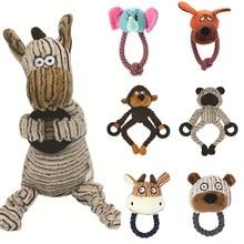 Animais de estimação brinquedos para cães pequenos animais de estimação acessórios de pelúcia squeaky filhote de cachorro brinquedos suprimentos para cães produtos