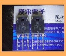 2 pièces/lot = une paire 2SB1493 2SD2255 140V 7A