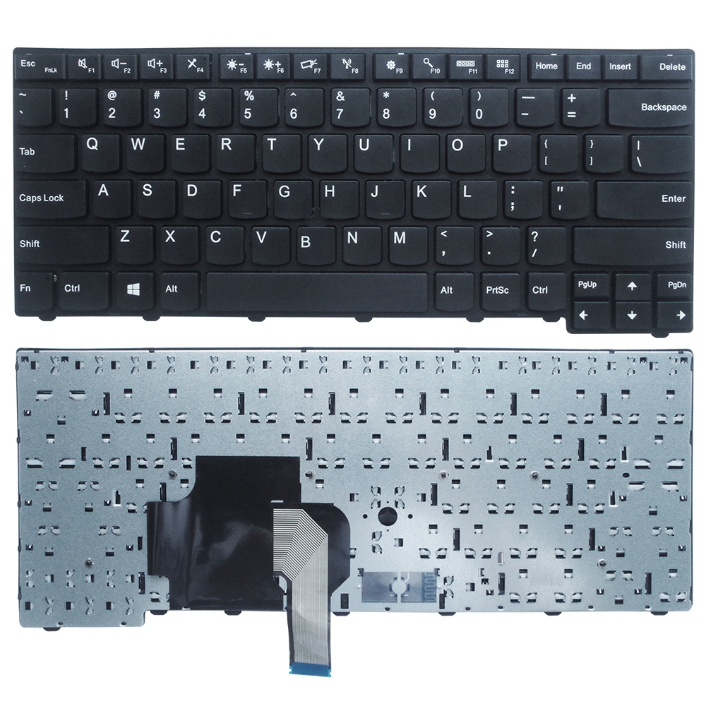 New English Keyboard For Lenovo ThinkPad L440 L450 L460 L470 T431S T440 T440P T440S T450 T450S E440 E431S T460 No Backlight