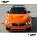 Для BMW 3 серии 4 серии F30 F32 F35 2012 2013 2014 2015 2016 2017 2018 углеродное волокно GTS стиль передний капот Бесплатная доставка