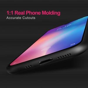 Image 2 - Iphone 11 Apple 11 プロケース 11 プロマックスハウジング MOFi シリコーン耐衝撃 11pro キャパ 11promax Pu レザー Coque