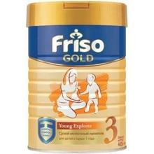 Молочная смесь Friso Фрисо Gold 3 с 12 мес 400 гр