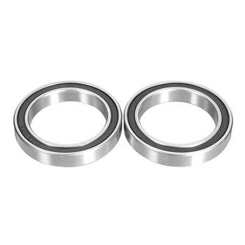 цена на 2Pcs Ceramic Ball Bearing Fit Sram Rotor Bb30/Pf30/Bb 386/Bb Right Bottom Bracket