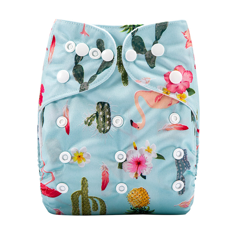 Cloth Diapers Baby Cloth Diapers Nappies Biodegradable Organic Cotton Baby Cloth Nappies Diapers J33