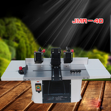 Wood Milling Machine, End Planer, Woodworking Slotting Trimming Machine