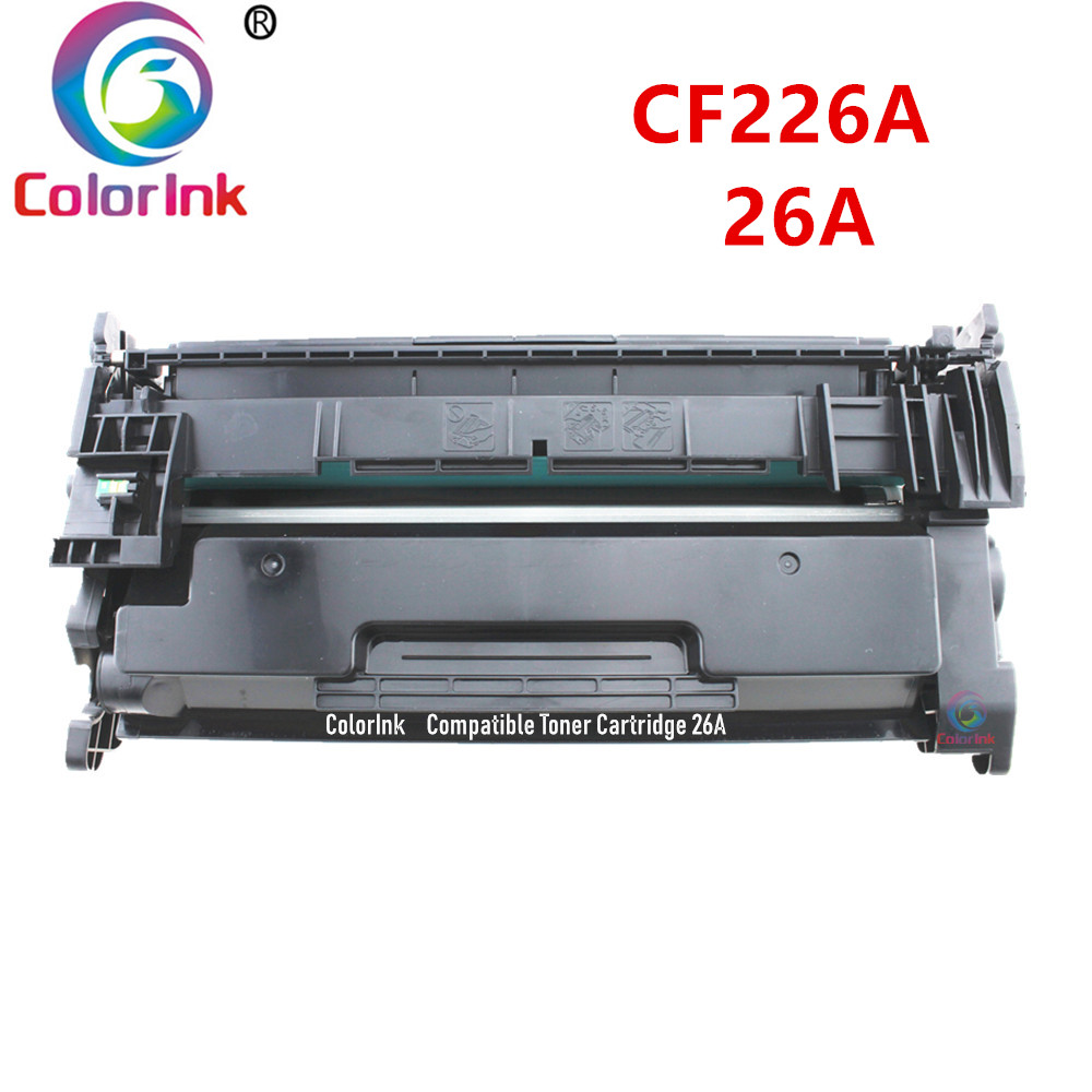 MFP M426dw M426f 26A CF226A Black Toner Cartridge for HP M402d M402dn M402n