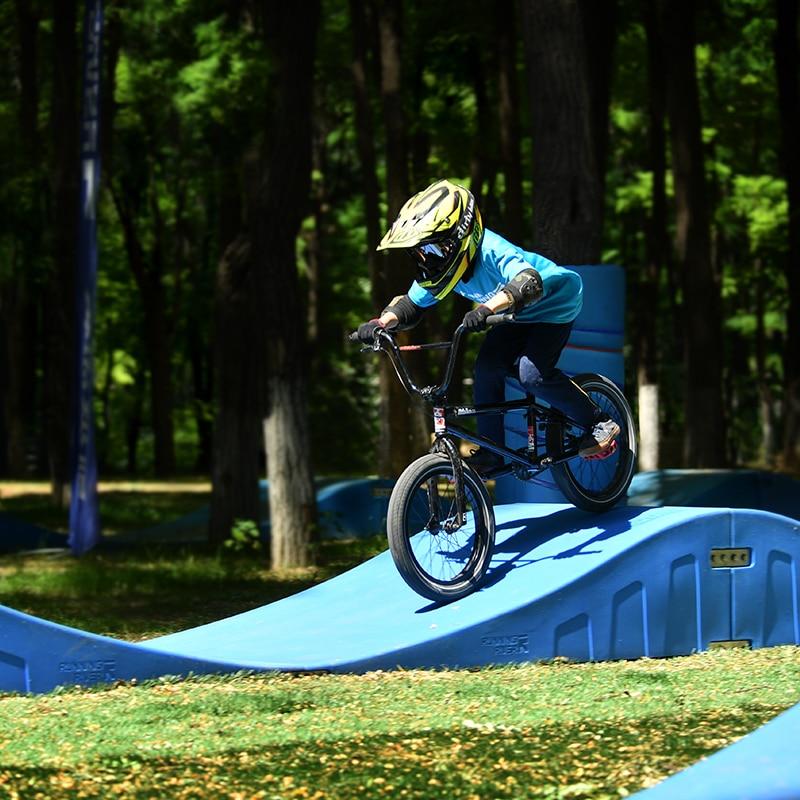 RUNNING RIVER Brand PUMP TRACK BMX Mountain Bike RIDE Plastic Track Runway R0100