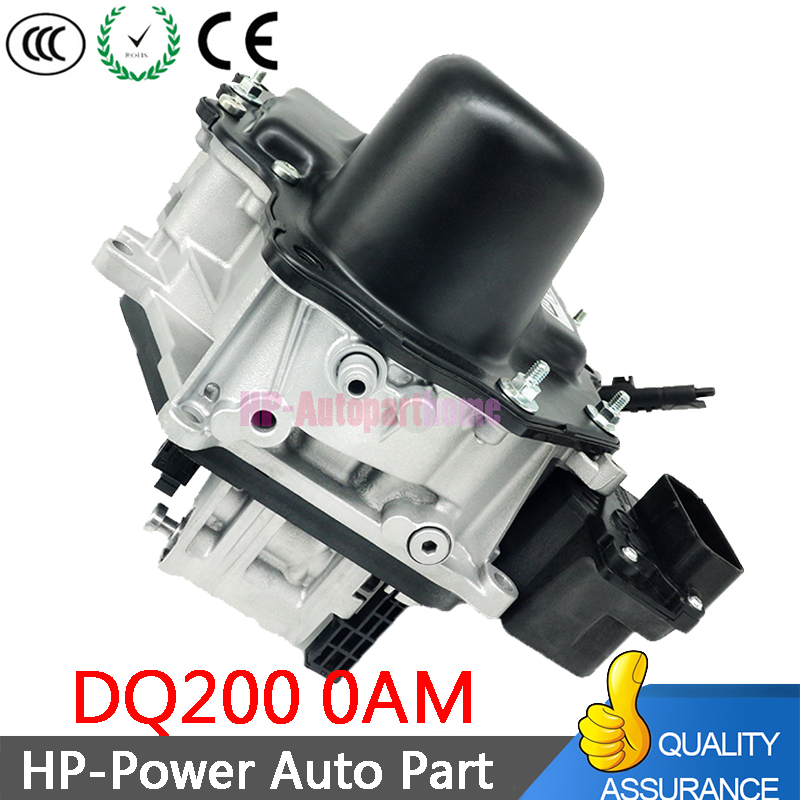 Mechatronic Transmission-Dq200 Valve-Body 0am-Gearbox 0am325065s 0am927769d VW Skoda title=