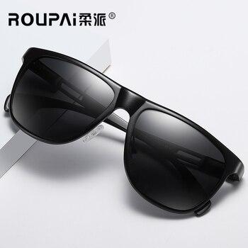 Aluminum magnesium Men Polarized Sunglasses Classic Retro Sun Glasses For Men New Fashion Eyes Protect goggles oculos de sol
