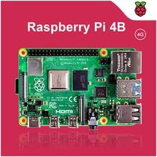 Nowa oficjalna płyta rozwojowa raspberry pi 4 4gb RAM v8 1.5GHz obsługa 2.4/5.0 GHz WIFI Bluetooth 5.0 Raspberry Pi 4 Model B
