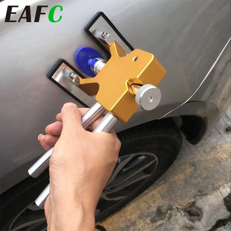 Car Body Paintless Dent Repair Tools Dent Removal Dent Puller+10 Tabs Dent Lifter Hand Tool Set Car Body Repair Tool