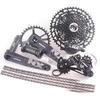SRAM NX EAGLE 1x12 11-50T Kit de groupe de vitesse DUB 175 170mm gachette manette de vitesse dérailleur arrière Cassette pédalier à chaîne