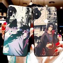 YJYDNHBD Naruto My Hero Academia Phone Case For Xia