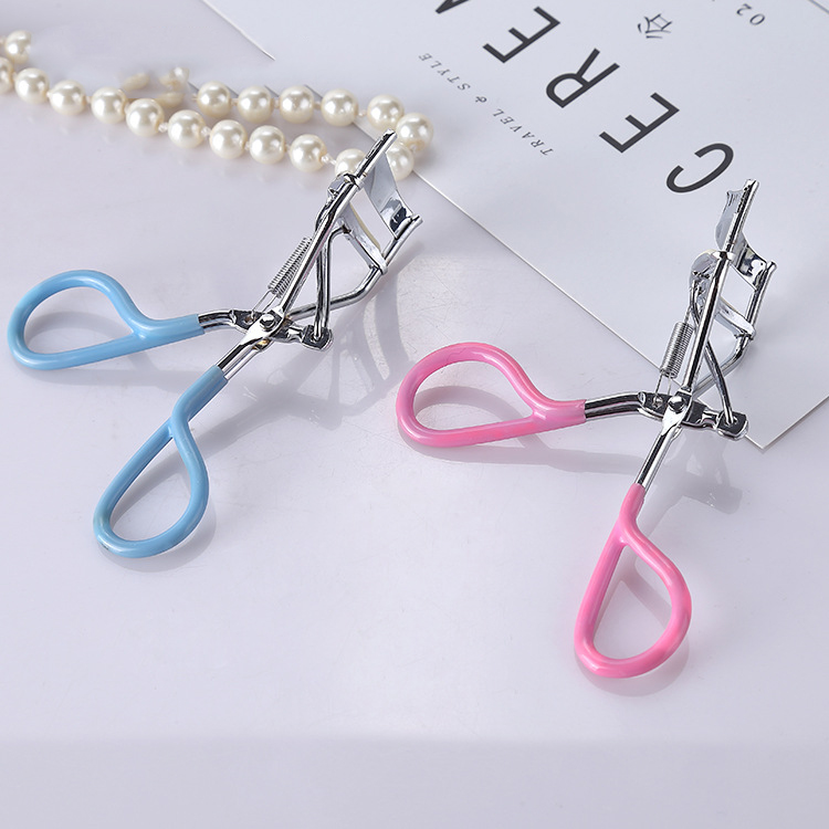 Hot Sale Mini Eyelash Curler Lashes Nature Refill Curl Eye Lash Cosmetic Curling Clip Beauty Tool